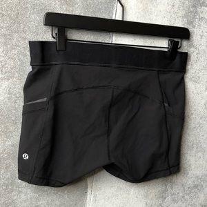 lululemon athletica Shorts - Lululemon what the sport reflective cycle shorts